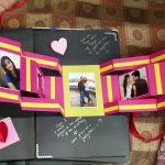 Creative Relationship Scrapbook Ideas 12 Scrapbook Layout